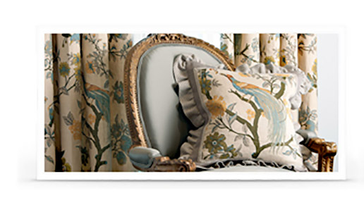 Revive a treasured old look or completely update your quality upholstered furniture
